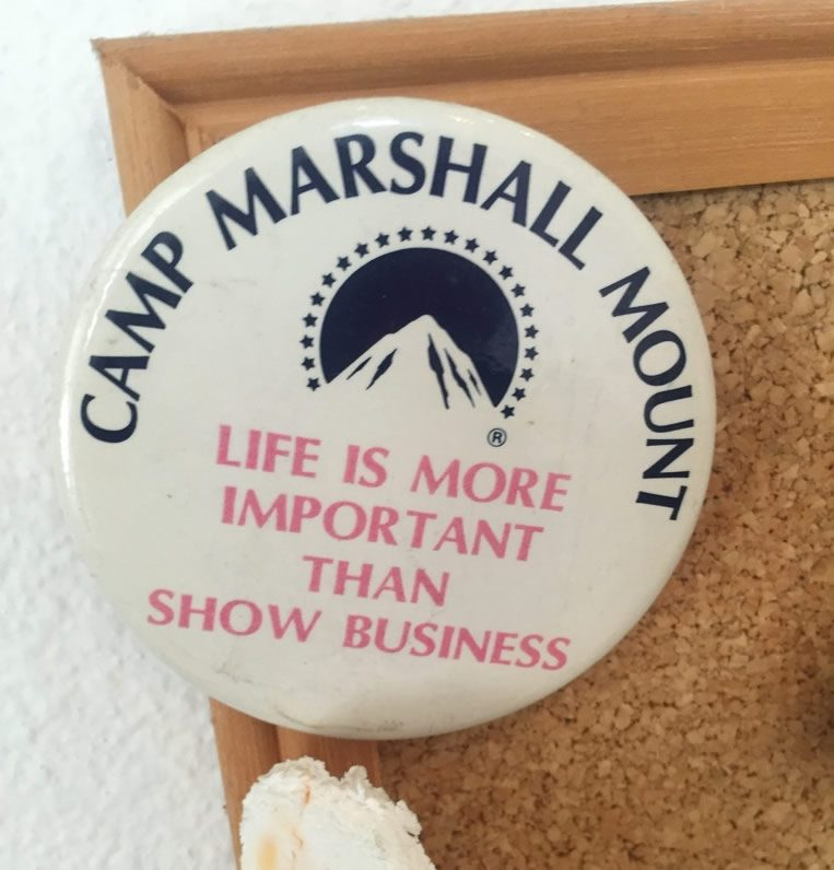 Camp Marshall Button